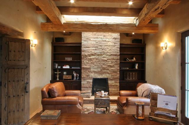 Project Nine mediterranean-living-room