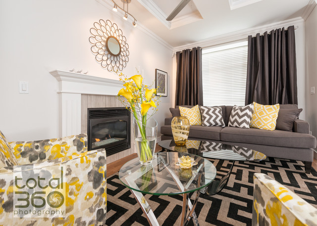 Property Brothers Renovation Modern Living Room Vancouver By - Property brothers bedroom designs