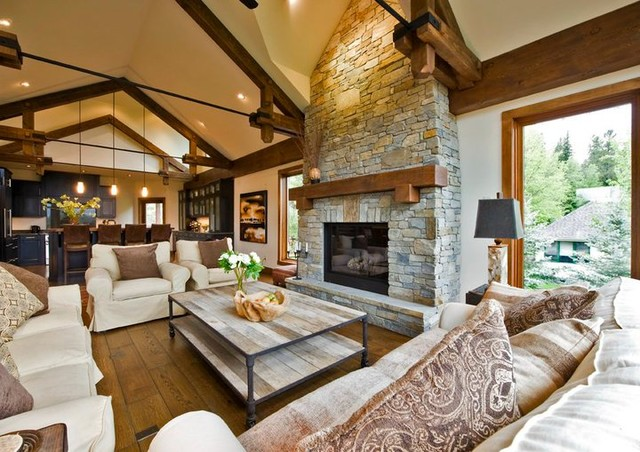 PROSPECT Residence contemporary-living-room