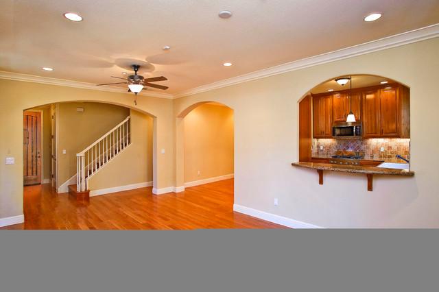 Prospect Row - San Mateo traditional-living-room