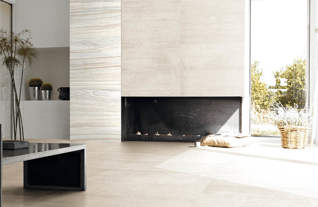 Provenza Re Use Calce White Living Room Rustic