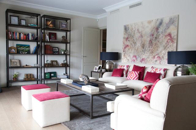 Proyectos de interiorismo industrial living room - Borgia conti ...