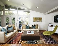Pulp Design Studios contemporary-living-room