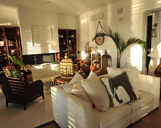 British colonial home design ideas pictures remodel and for Decoracion estilo colonial