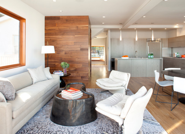 Quantum Windows & Doors | McElroy Architecture - Contemporary - Living Room - san francisco - by ...