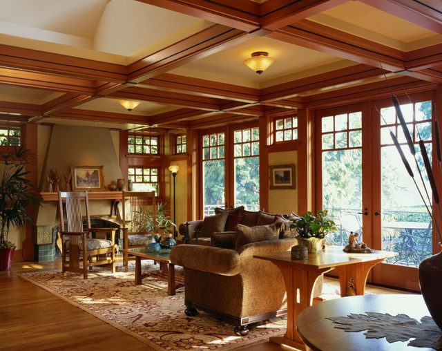 Quantum Windows & Doors | Stone Design Architecture traditional-living-room