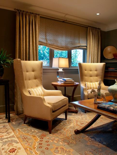 Haynes Furniture. Evolution Queen Anne Dining 7-Piece Set
