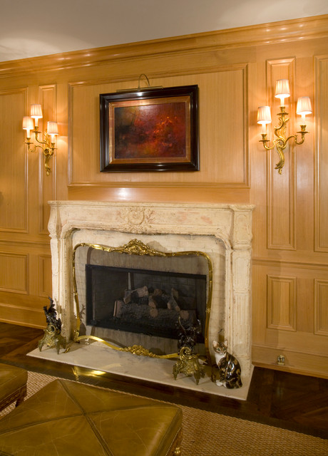 Queen Anne Residence traditional-living-room