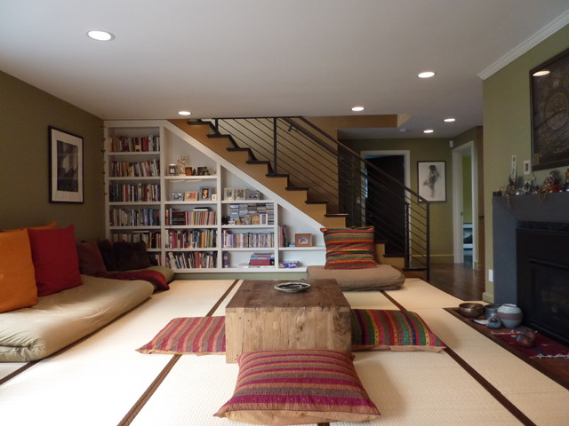 . Queen Anne Second Story Addition and Remodel   Contemporary   Living