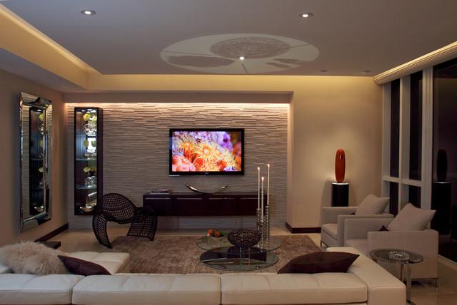 R Design Residence contemporary-living-room