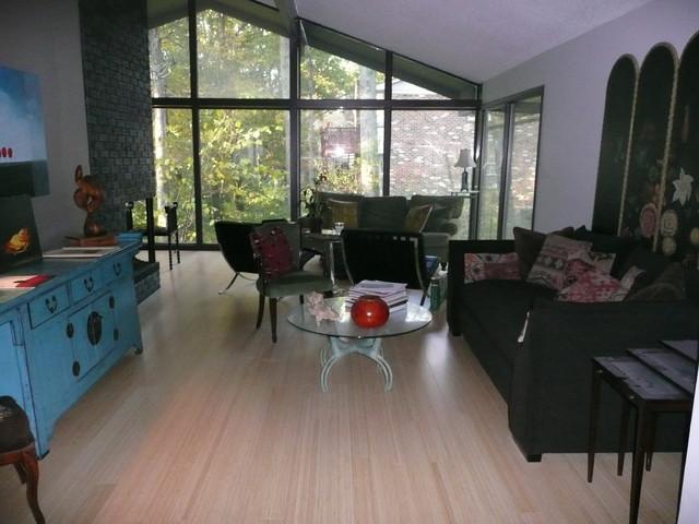 R. Martin Choate living-room