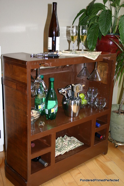 Radio Cabinet Mini Bar Living Room Portland By Pondered Primed Perfected