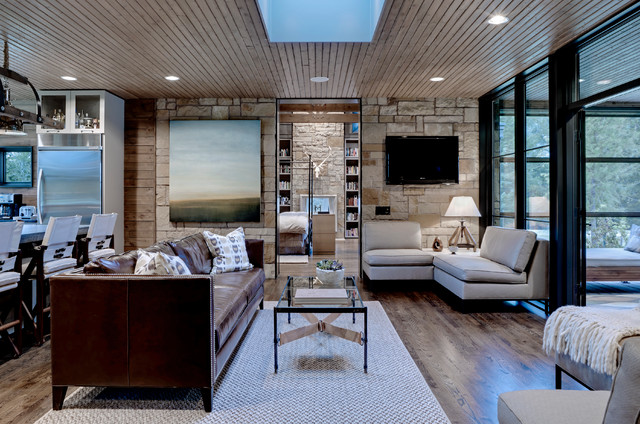 Ranch style for Ranch style living room