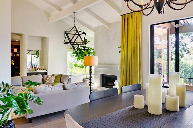 Rancho Santa Fe Modern Hacienda