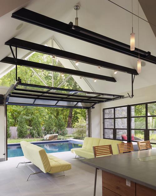 Randall Mars contemporary living room