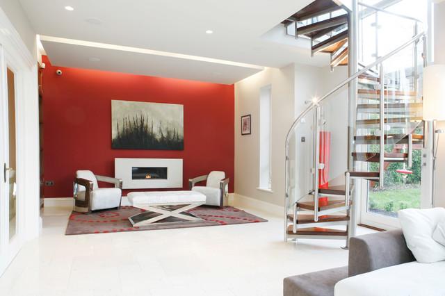 Rathgar contemporary-living-room