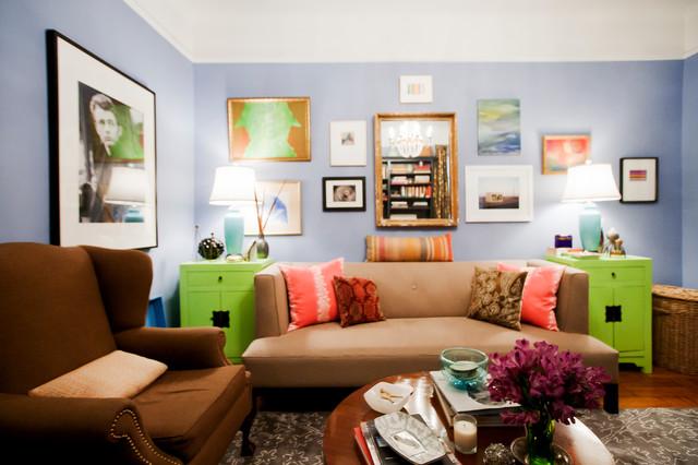 Rayman Boozer contemporary-living-room