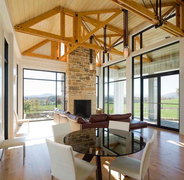 Houzz Farmhouse Living Room: RdV Vineyards