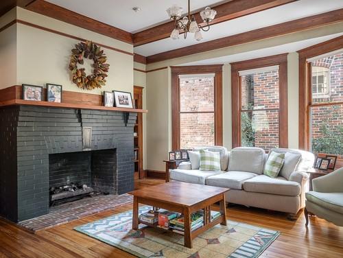 Family room renovation in Atlanta GA