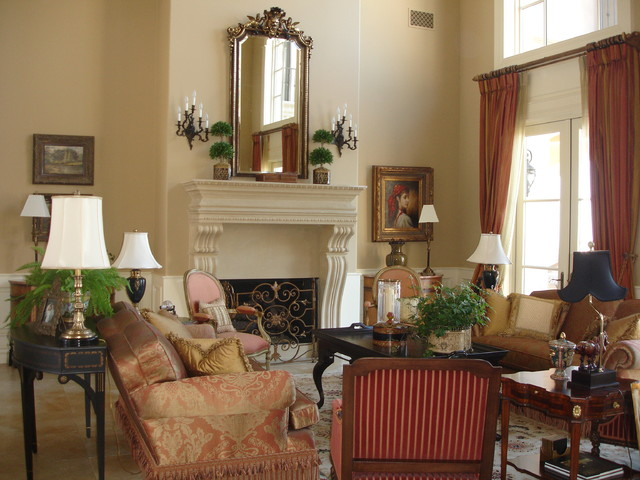 Recent Projects 2012 traditional-living-room