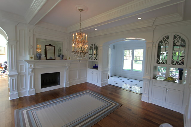 Recent Projects traditional-living-room