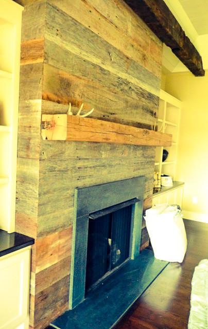 reclaimed barn boards eclectic living room barn boards