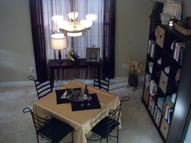 Redesign A Living And Dining Room Combo