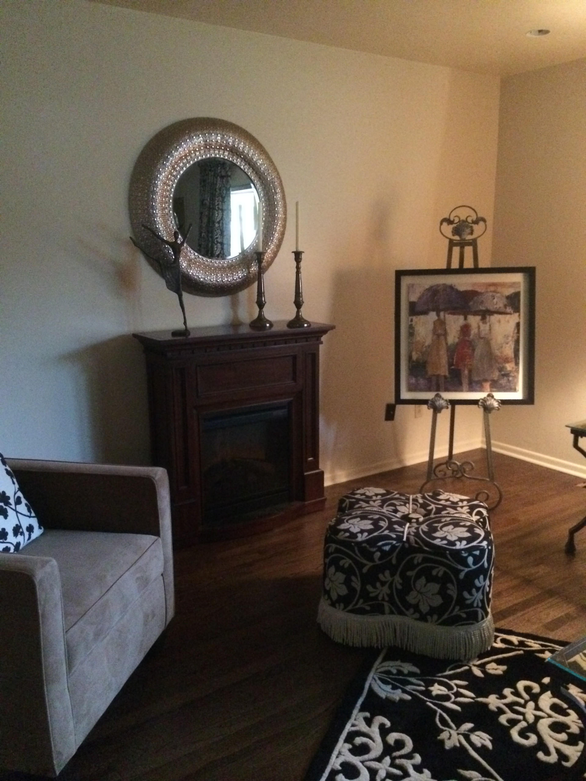 Redesign - Living Room (Ewing)