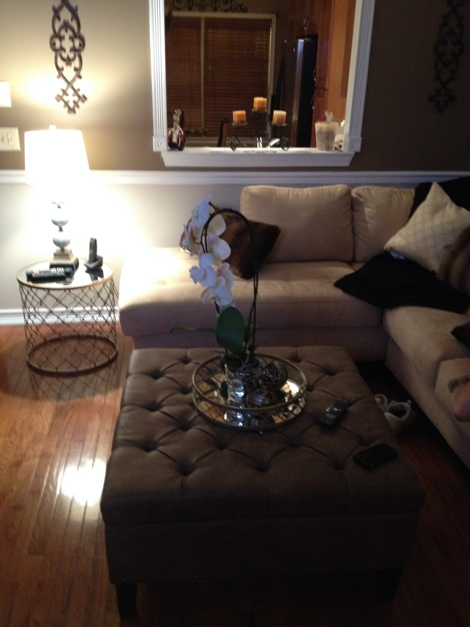 Redesign - Living Room (Freehold)