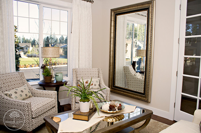 Redmond retreat traditional living room seattle by for Lynda interior design