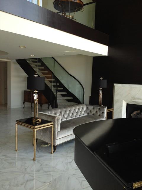 Redmont Residence modern-living-room
