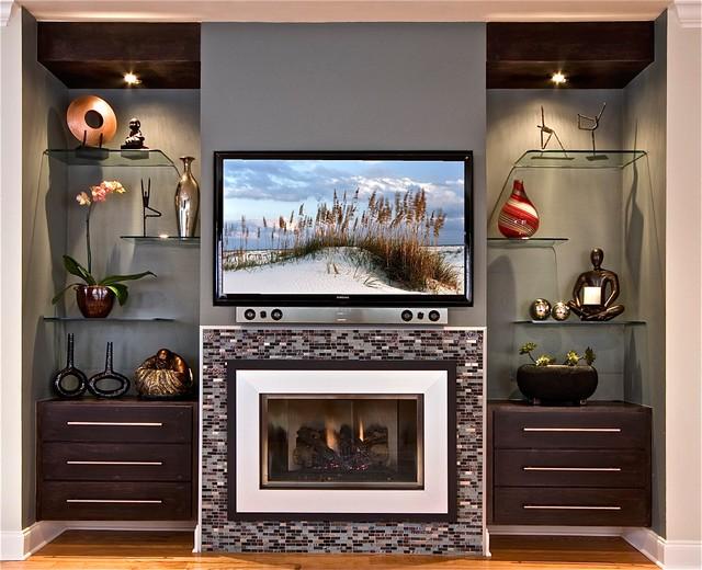 Reed Living Room modern-living-room