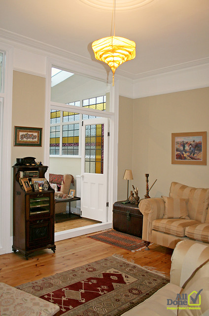 Refurbishment for Living room 75020
