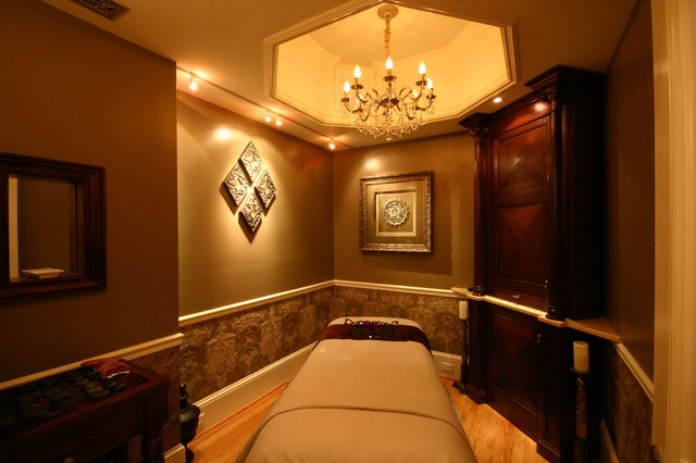 regal spa traditional living room charlotte by