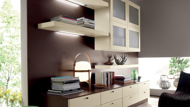Regard living   scavolini   modern   living room   melbourne   by ...