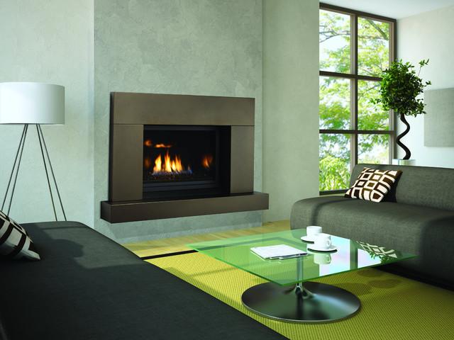 Regency Fireplaces contemporary-living-room