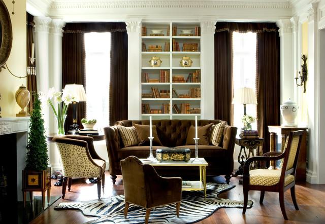Regents Park traditional-living-room