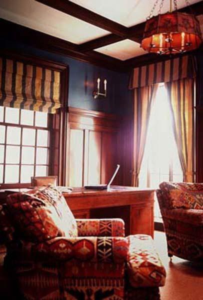 REGINALD L. THOMAS ARCHITECT, LLC traditional-living-room