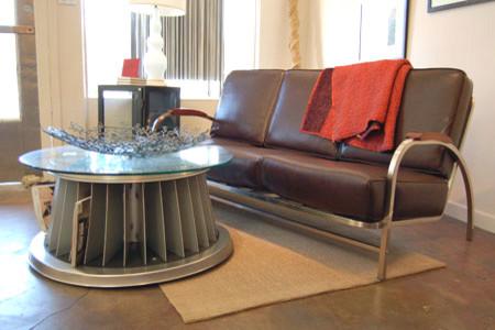 Living Room Garage Sell Vintage Furniture Los
