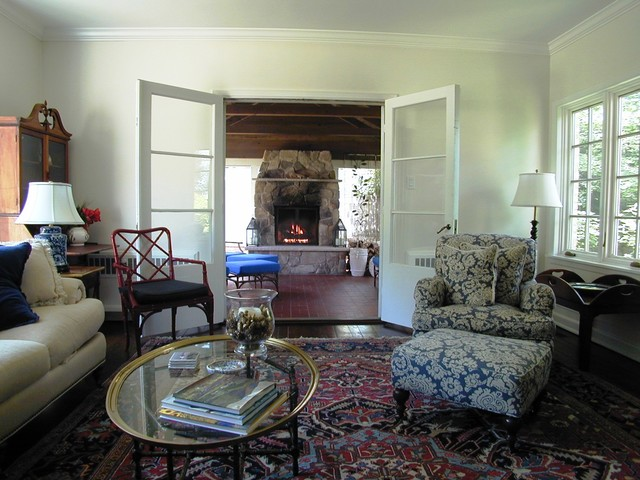 Extreme Home Makeover 2 Traditional Living Room Milwaukee By Fein Design