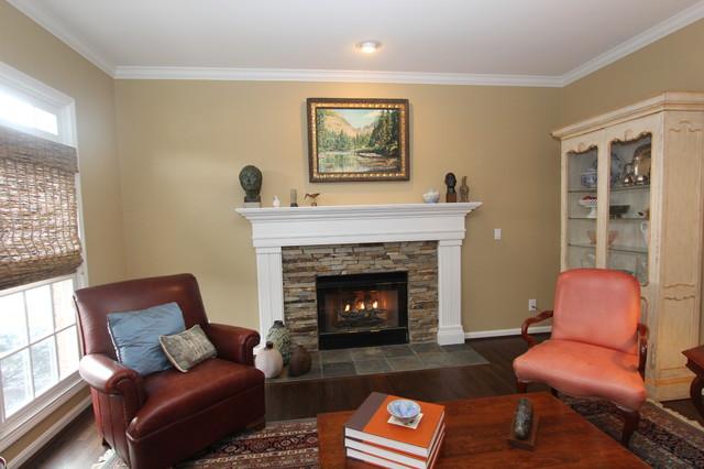 Remodeled Rooms Transitional Living Room Cincinnati By Clayton Douglas Homes LTD