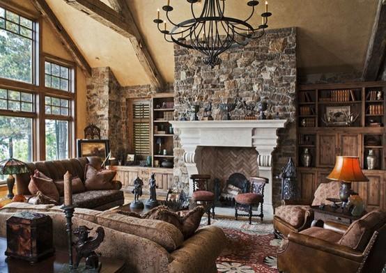 Renaissance Stone Fireplace Mantel From Francois Co