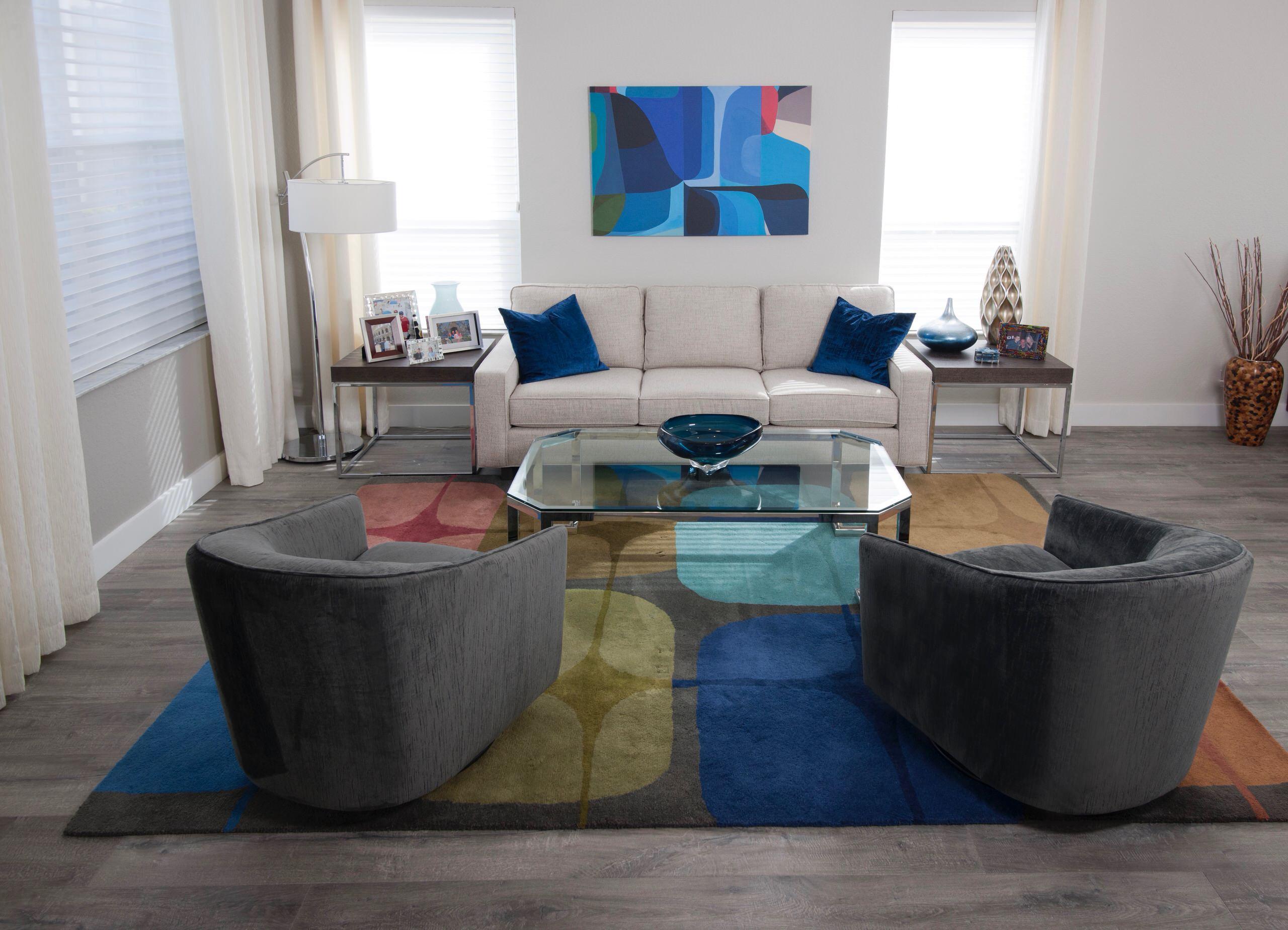 Renovation Magic - Living Room