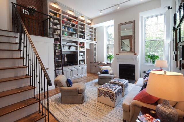 Renovation Of A Cobble Hill Brooklyn Apartment In