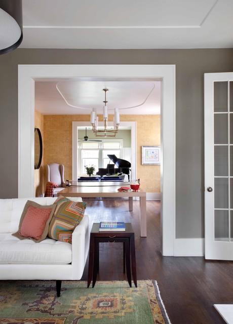 Renovation contemporary-living-room