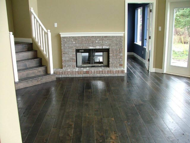 Distressed Alder Traditional Other Metro By Woodland