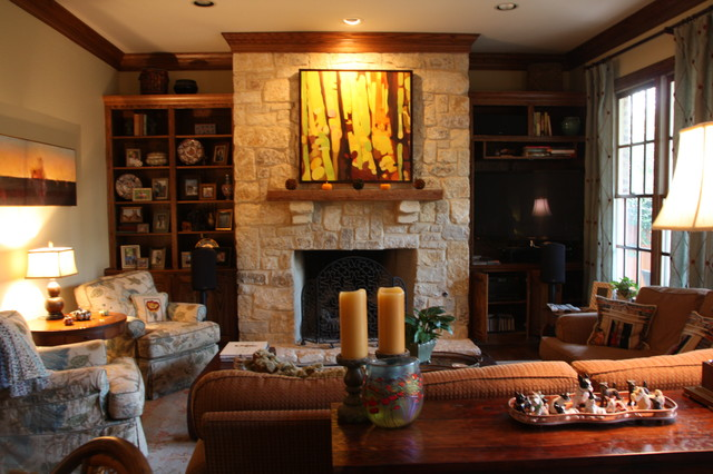 Residence Dallas Texas Traditional Living Room Dallas By Andrea Gua
