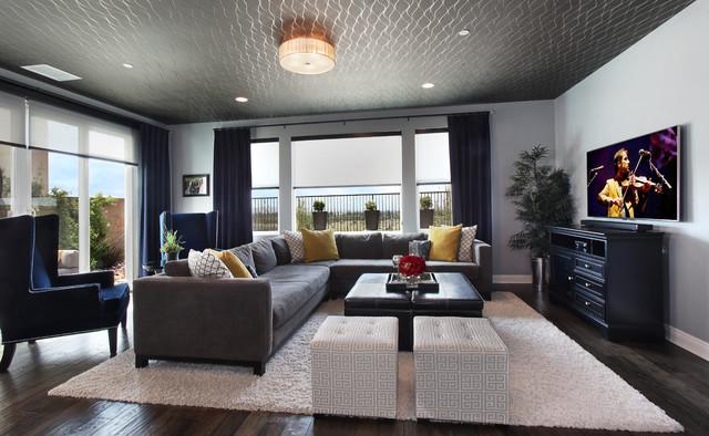 Residence In Brea Ca Contemporary Living Room Orange County By 27 Diamonds Interior Design