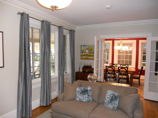 Residential Design contemporary-living-room