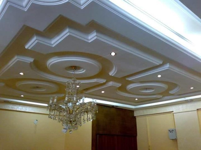 Residential gypsum designs 2016 modern living room for Living room designs kenya
